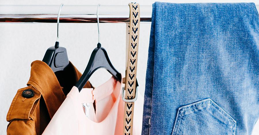 Ako na správne skladovanie oblečenia?