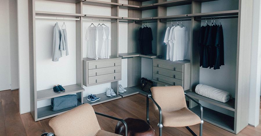 Správne skladovanie oblečenia